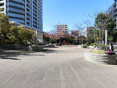中古マンション-港区白金1丁目 マンションに隣接する白高児童遊園(徒歩1分 約70m)