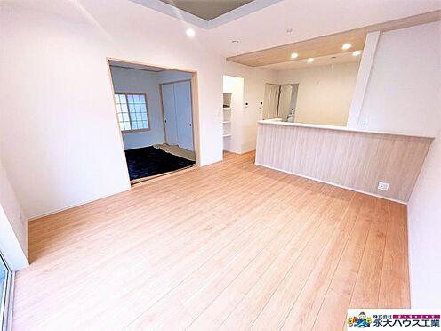 新築一戸建て-岩沼市相の原2丁目 居間