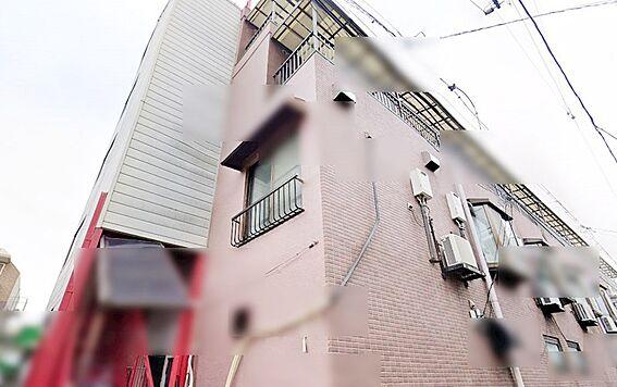 一棟マンション-北区豊島8丁目 外観