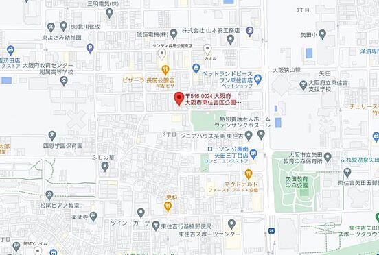 アパート-大阪市東住吉区公園南矢田3丁目 外観