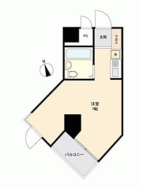 マンション(建物一部)-福岡市東区香椎駅前1丁目 間取り