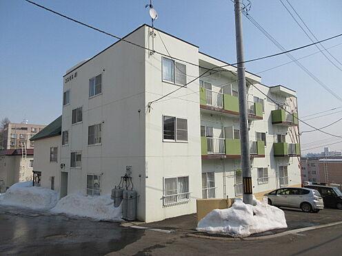 アパート-札幌市西区西野三条10丁目 外観