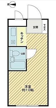 区分マンション-札幌市中央区南六条西9丁目 間取り