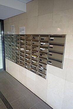マンション(建物一部)-文京区千駄木3丁目 メールボックス