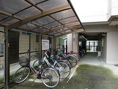 マンション(建物一部)-足立区谷中3丁目 駐輪場完備