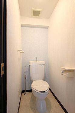 マンション(建物一部)-青梅市河辺町4丁目 トイレ