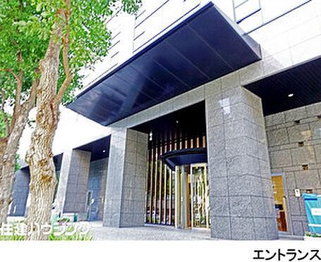 マンション(建物一部)-新宿区西新宿6丁目 玄関