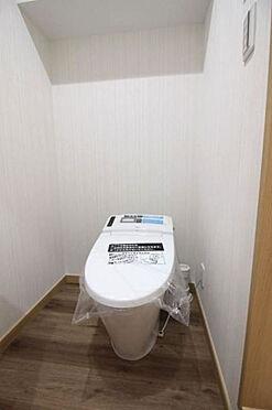 アパート-狛江市中和泉2丁目 トイレ