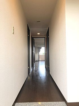 中古マンション-入間市高倉5丁目 玄関