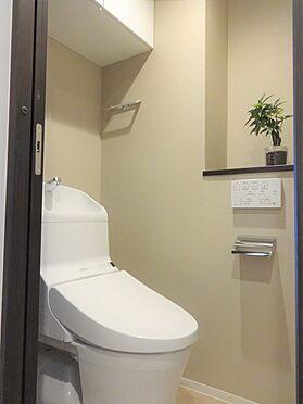 中古マンション-港区高輪4丁目 トイレ