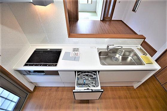 中古一戸建て-仙台市青葉区水の森1丁目 キッチン