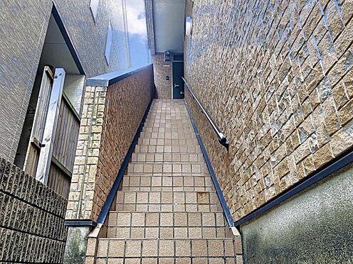アパート-福岡市博多区吉塚1丁目 階段です。
