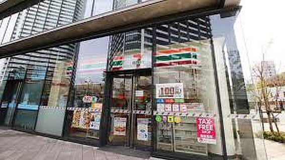 中古マンション-中央区晴海3丁目 セブン-イレブン晴海3丁目店(109m)