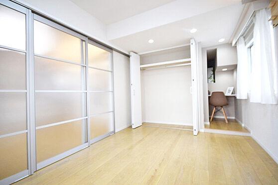 中古マンション-中野区中央2丁目 寝室