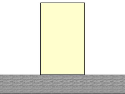 土地-泉佐野市日根野 【区画図】165坪超の敷地が登場しました!長方形の整形地で土地の形が整っているため、土地全体を有効活用することができ住宅設計がしやすい形です。お天気の良い日と雨の日などにも現地をご確認くださいませ。