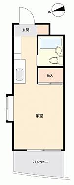 マンション(建物一部)-名古屋市千種区振甫町 間取り
