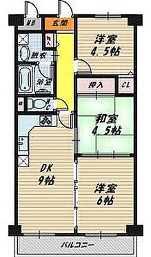 マンション(建物一部)-大阪市城東区鴫野西2丁目 間取り
