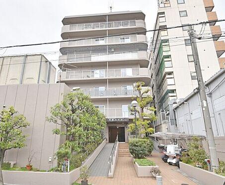 マンション(建物一部)-大阪市平野区瓜破東2丁目 落ち着いた印象の佇まい
