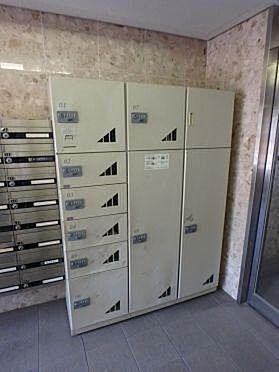 マンション(建物一部)-大阪市天王寺区逢阪2丁目 お出かけの際に安心の宅配ボックス