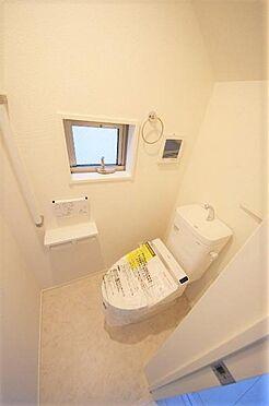 新築一戸建て-仙台市太白区長町2丁目 トイレ