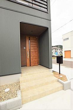 新築一戸建て-仙台市太白区茂庭字中ノ瀬中 玄関