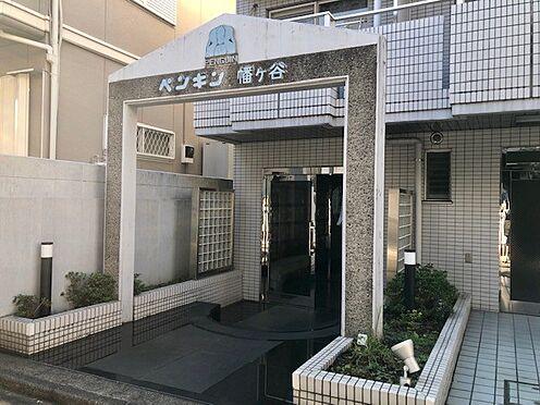 中古マンション-渋谷区幡ヶ谷3丁目 エントランス