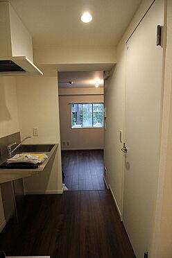 マンション(建物一部)-中央区築地5丁目 キッチン