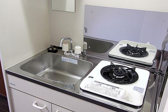 アパート-豊島区目白3丁目 キッチン