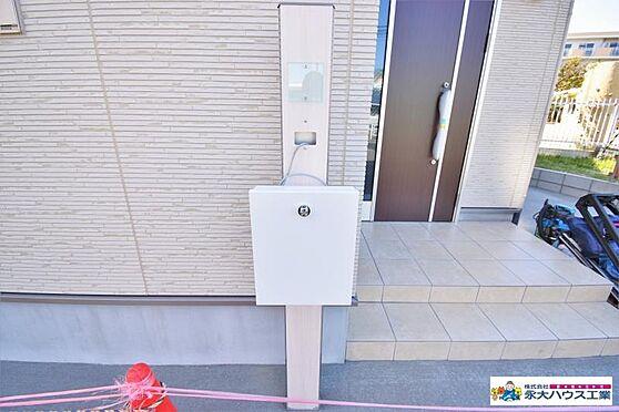 新築一戸建て-仙台市宮城野区福室6丁目 玄関