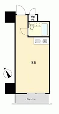 マンション(建物一部)-横浜市中区翁町1丁目 間取り