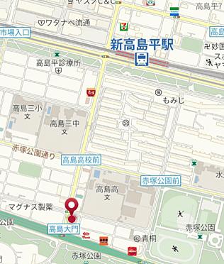 区分マンション-板橋区高島平3丁目 その他