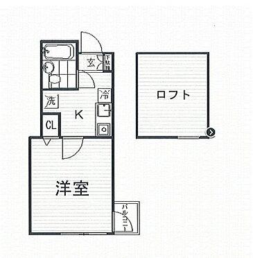 アパート-豊島区池袋本町4丁目 間取り