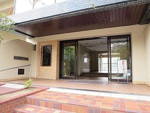 マンション(建物一部)-神戸市垂水区学が丘3丁目 綺麗に清掃されたエントランス