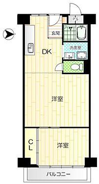 区分マンション-大阪市城東区中央3丁目 室内洗濯機置き場あり