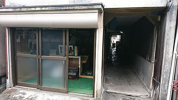 店舗事務所(建物全部)-中津川市栄町 外観