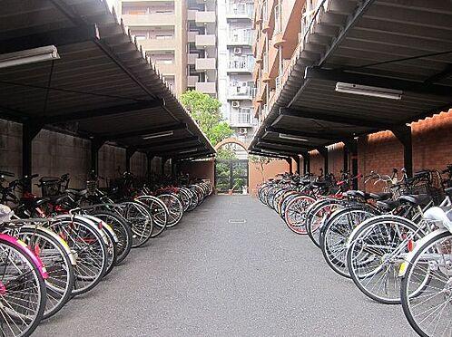 マンション(建物一部)-大阪市淀川区宮原2丁目 屋根付きの駐輪場あり