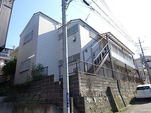 アパート-横須賀市久里浜3丁目 外観もまだまだ綺麗です
