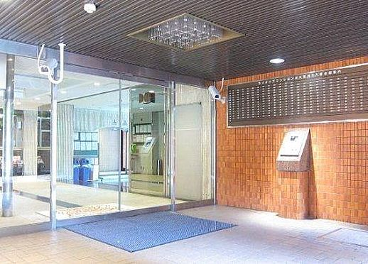 マンション(建物一部)-大阪市淀川区宮原2丁目 防犯性に配慮したエントランス
