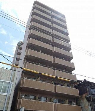 マンション(建物一部)-大阪市生野区勝山南4丁目 落ち着いた印象の佇まい
