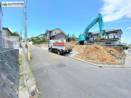新築一戸建て-仙台市青葉区中山6丁目 外観