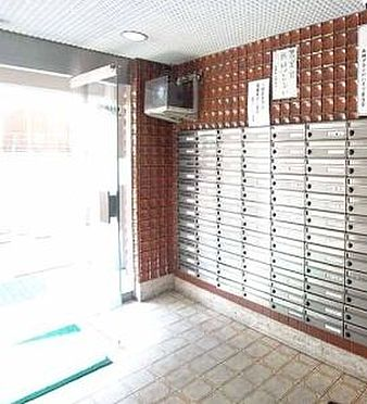 マンション(建物一部)-京都市上京区十四軒町 綺麗なメールボックス