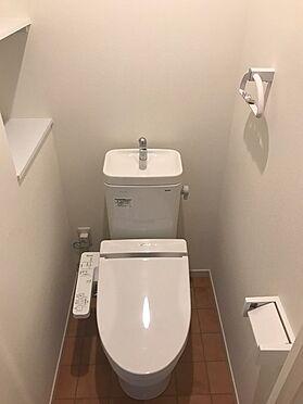 アパート-横浜市神奈川区浦島町 トイレ