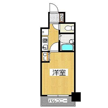 マンション(建物一部)-京都市下京区松原中之町 2点セパレートで清潔感有り。