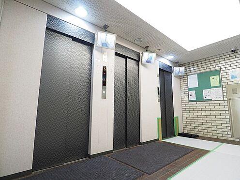 区分マンション-千葉市美浜区稲毛海岸4丁目 エレベーターもしっかり修繕済!