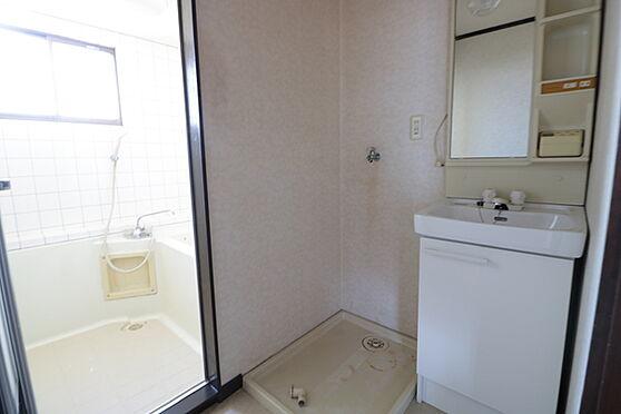 マンション(建物全部)-浜松市中区和合北4丁目 洗面室、バスルーム側からの様子です。