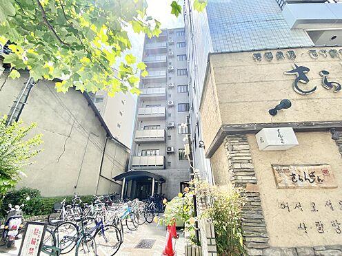 区分マンション-京都市中京区壬生仙念町 昭和60年9月築、エレベーター付きのマンションです。
