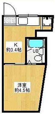 マンション(建物一部)-堺市堺区西湊町5丁 室内に洗濯機置場があるので便利