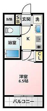 マンション(建物一部)-大阪市北区天満2丁目 間取り