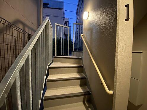 マンション(建物全部)-練馬区桜台1丁目 外階段