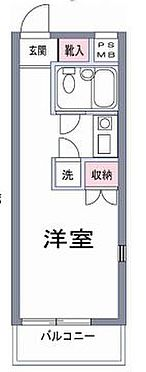 マンション(建物一部)-大田区北馬込1丁目 アクトピア旗の台・収益不動産